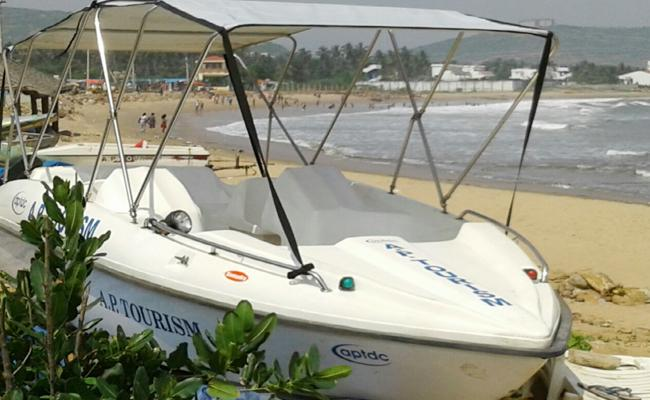 speed boat services soon - Sakshi