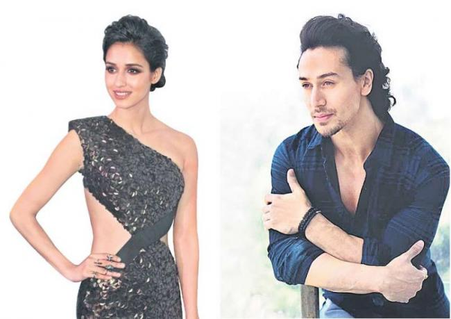 T2 ENTERTAINMENT ENTERTAINMENT  I am too shy to celebrate Valentine's Day, says Tiger Shroff - Sakshi