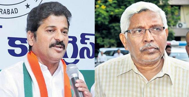 Revanth Reddy meets Kodandaram over New Political Party - Sakshi