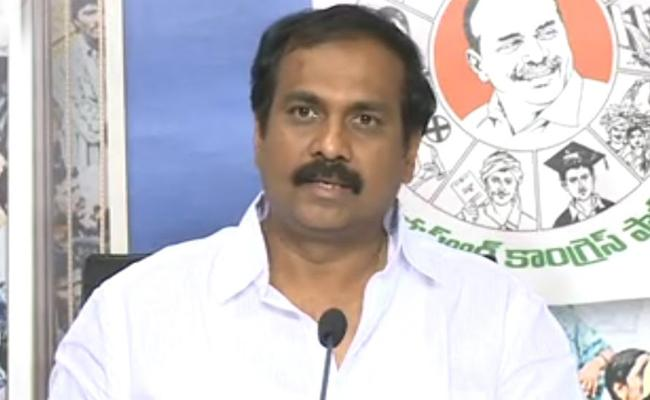 ysrcp leader kannababu slams chandrababu over kapu reservations - Sakshi