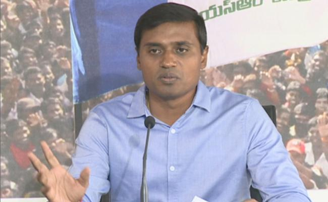 MP Mithun Reddy clarifies on ysrcp mps resignations - Sakshi