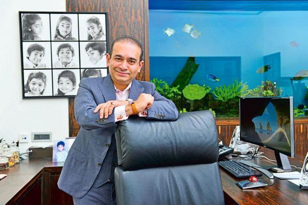 Nirav Modi's house: Diamond Tycoon has been out of Mumbai since 2 months - Sakshi