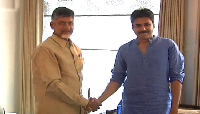 cm chandrababu comments on pawan kalyan - Sakshi