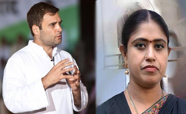 TNCC president Thirunavukkarasar flays Vijayadharani  - Sakshi