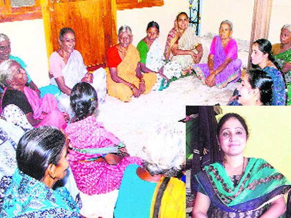 Special Story on Arifa and Roshni Oldage Home in Ashwapuram - Sakshi