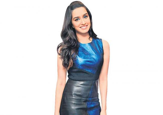 Say hello to Shraddha Kapoor's 'Nauti' avatar - Sakshi