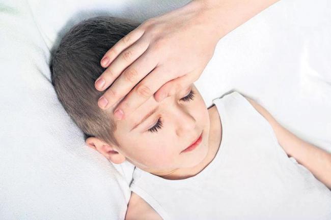 Cancers in children - Sakshi