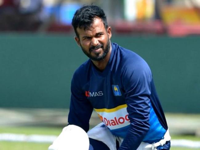 Want to carry Test series confidence forward, saysTharanga - Sakshi
