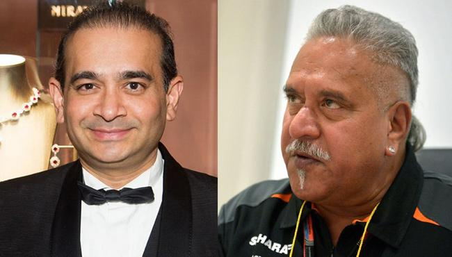 Nirav Modi, Vijay Mallya leave India, Arvind Kejriwal fires on bjp - Sakshi