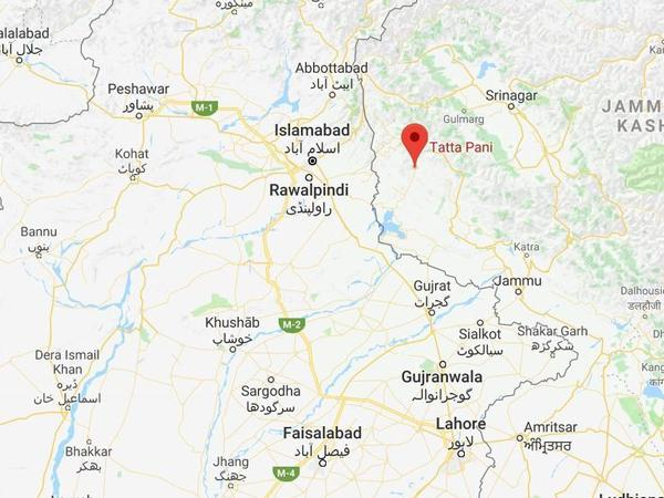Pakistan Claims It Killed 5 Indian Soldiers - Sakshi