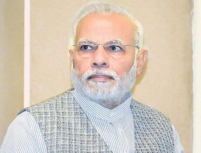 PM Narendra Modi inaugurates World Sustainable Development Summit 2018 - Sakshi