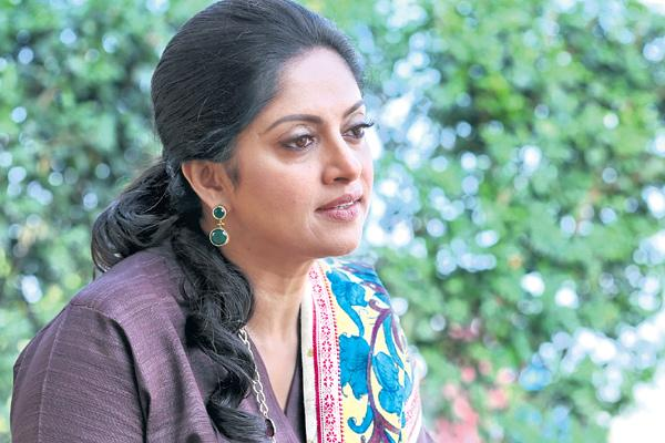 interview with nadiya - Sakshi
