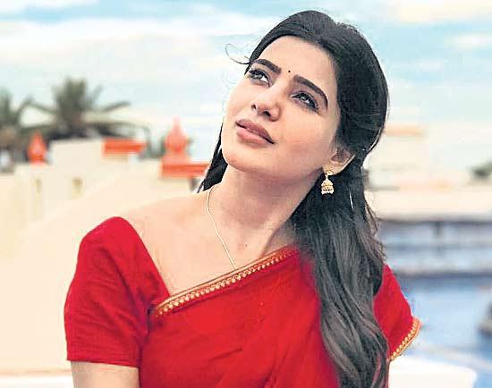 Samantha starts U Turn Remake shooting in Rajahmundry - Sakshi