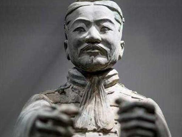 China Terracota Warrior Thumb Theft Triggers Outrage - Sakshi