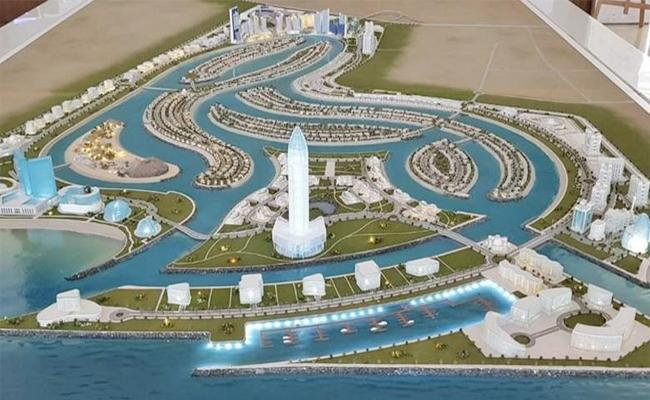 Sharjah to build Waterfront Project named Sun Island - Sakshi