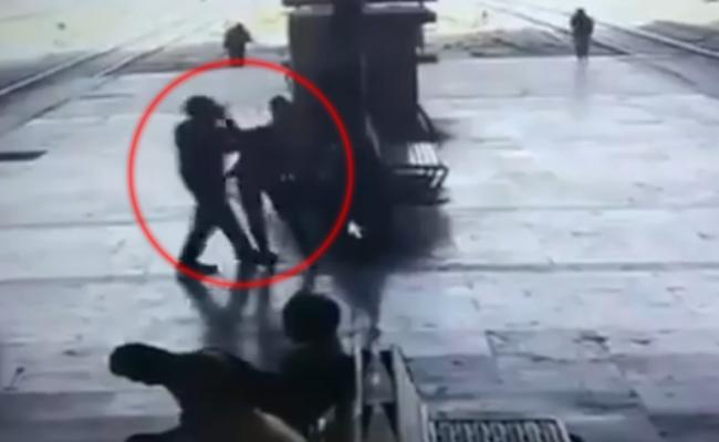 Man Arrested for Forcibly Kissing Girl at Turbhe Railway Station - Sakshi