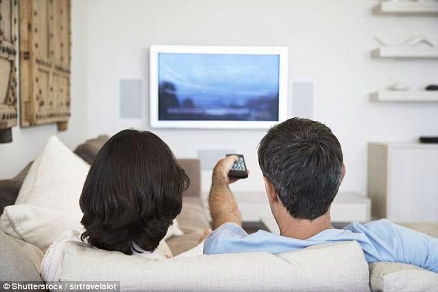 Watching too much television could cause fatal blood clots - Sakshi