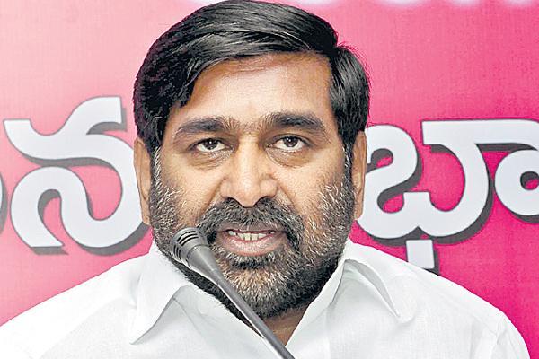 jagadeesh reddy commented over congress - Sakshi