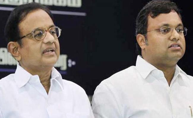 Karti Chidambaram arrested by CBI for FEMA violation - Sakshi