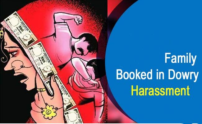 Harassed for dowry..prison for a year - Sakshi