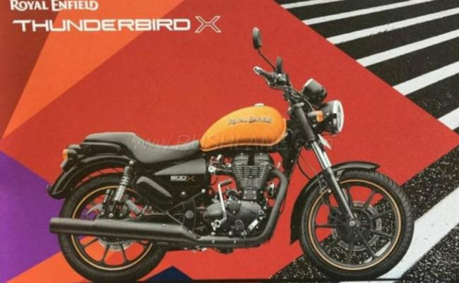 Royal Enfield Thunderbird 350X, 500X Launched In India - Sakshi