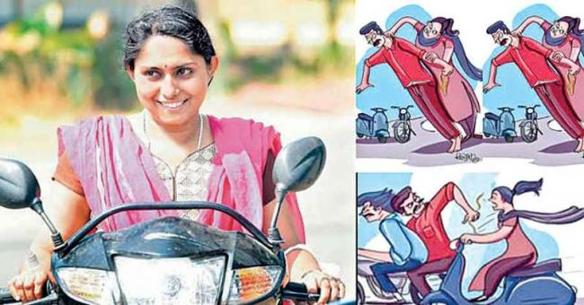 women empowerment :  special  on daring women - Sakshi