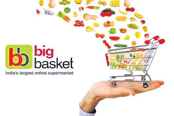 Alibaba into Bigbasket is 1,920 crores invest - Sakshi