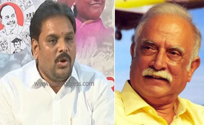 ysrcp leader srinivasarao takes on ap government - Sakshi