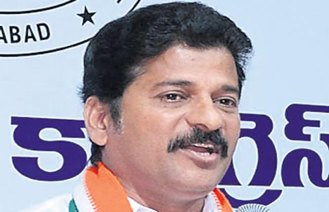Revant Reddy on the petition of the lucrative positions - Sakshi