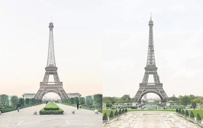 china builds eiffel tower Duplicate - Sakshi
