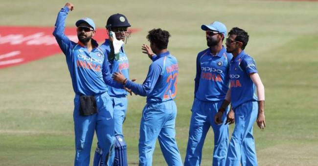 india need series victory against south africa to retain top spot - Sakshi