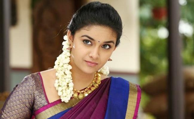 I'm a no nonsense actress: Keerthy Suresh - Sakshi