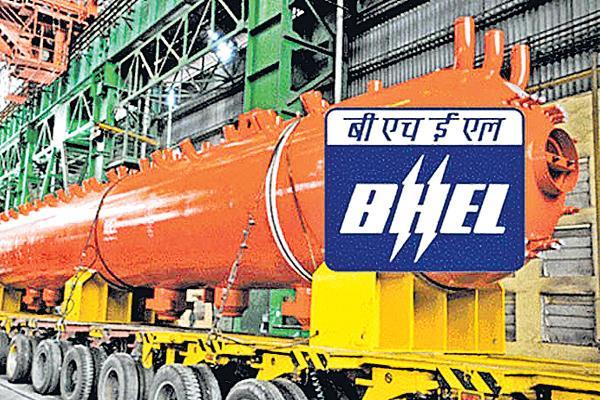 Bhel profit up 64% - Sakshi