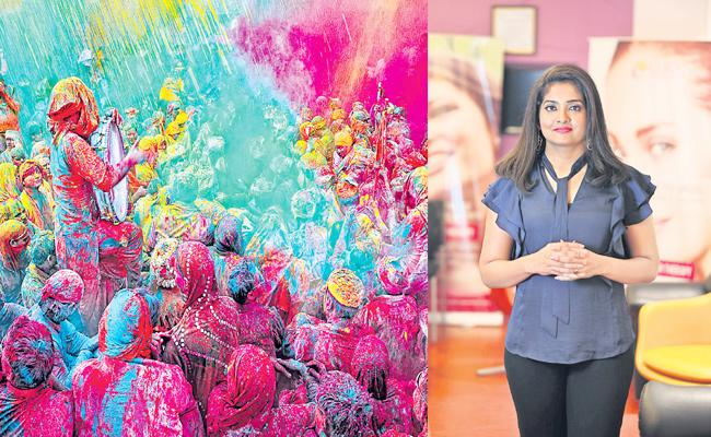 Tips for holi celebrations - Sakshi