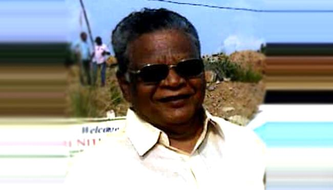 Former MLA passes away due to heart attack - Sakshi