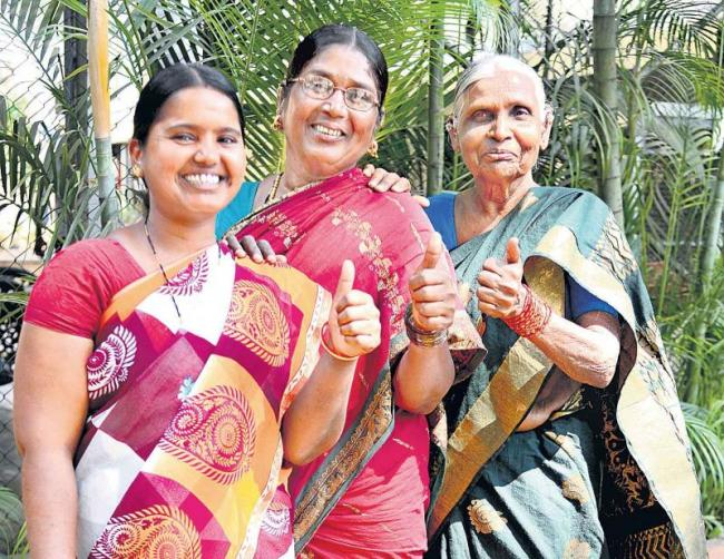 women empowerment:special chit chat winners - Sakshi