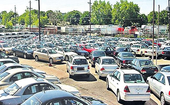 Corruption In Vehicle Registrations - Sakshi