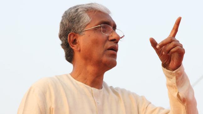 Madhav Writes On Manik Sarkar - Sakshi