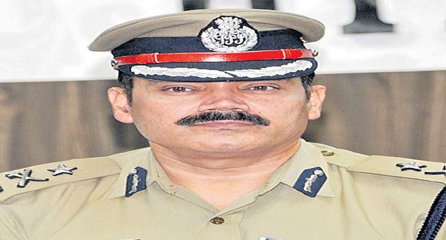 Anjani Kumar IPS Appointed Hyderabad Commissioner - Sakshi
