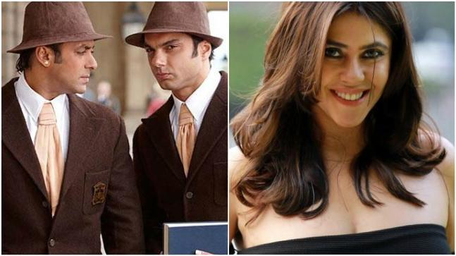 Ekta Uses Salmans Mental Title - Sakshi