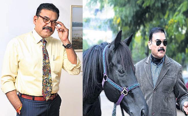 Anjani Kumar is New CP of Hyderabad - Sakshi