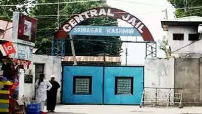 NIA raids Srinagar central jail, seizes phones, Pakistani flag and jihadi material - Sakshi