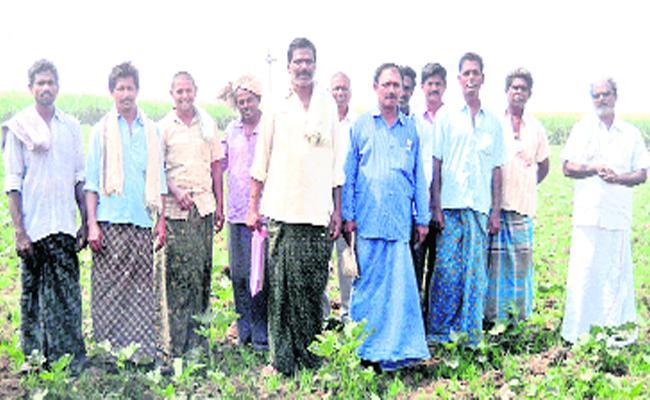 Land acquisition For Polavaram Dumping yard - Sakshi