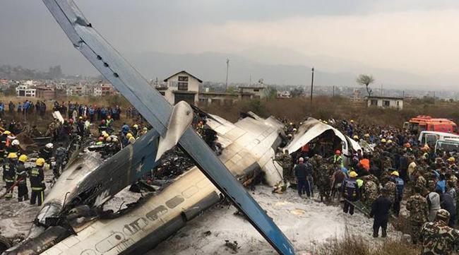 Nepal Plane Crash Came After Confused - Sakshi