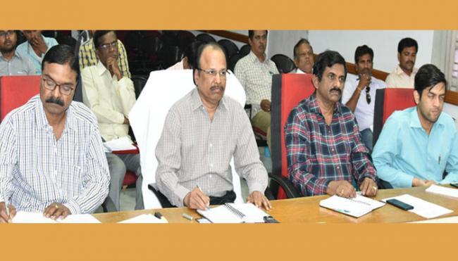 Special funding for urban development - Sakshi