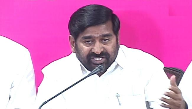 Minister Jagadish Reddy Comments on Congress - Sakshi
