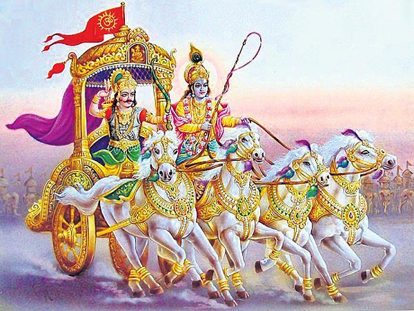 Sri krishna key Role in Mahabharatham - Sakshi