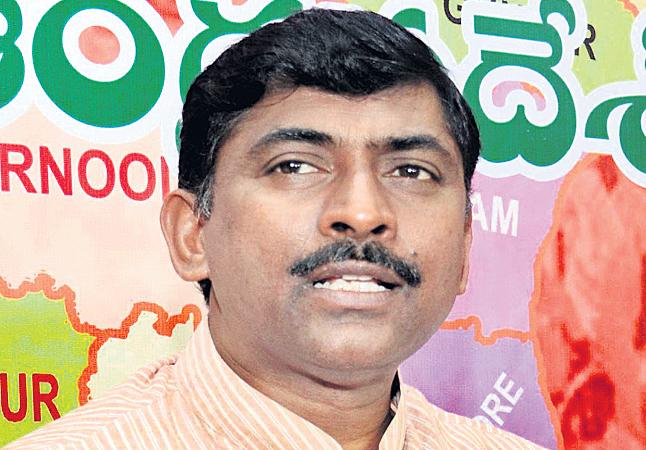 BJP Chief National Secretary Muralidhar Rao about south states - Sakshi