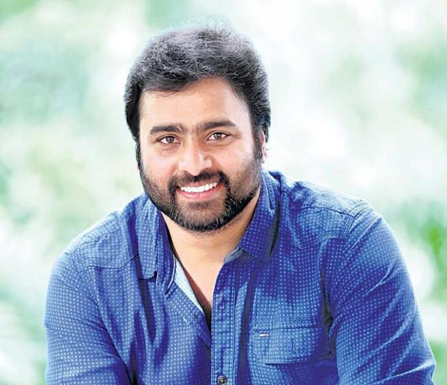 Nara Rohith to play full length Dumb Role - Sakshi