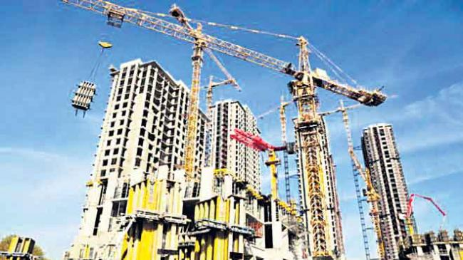 Construction cost with GST - Sakshi
